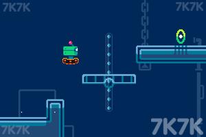 《机器人前进》游戏画面2