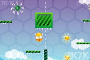 《蜜蜂集宝石》游戏画面2