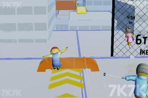 《城市酷跑》游戏画面3