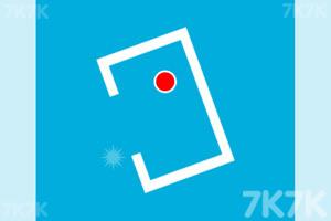 《小球极限穿梭》游戏画面1