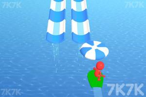 《水上乐园冲浪》游戏画面3