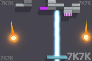 《打彩色砖块》游戏画面2