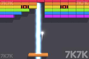 《打彩色砖块》游戏画面3
