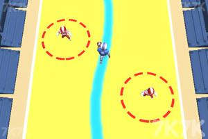 《画线橄榄球》游戏画面5