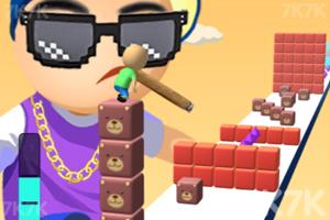 《立方体冲刺》游戏画面1