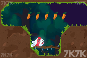 《兔子武士大冒险2》游戏画面2