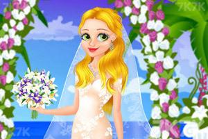 《金发女郎的夏威夷婚礼》截图2