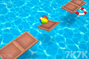 《沙滩球大挑战》截图2