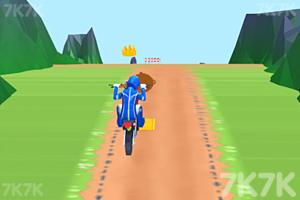 《摩托飞车挑战赛》截图2