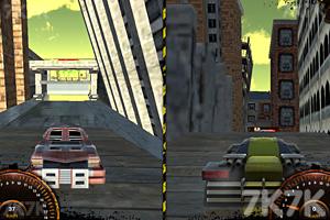 《城市赛车特技》截图3