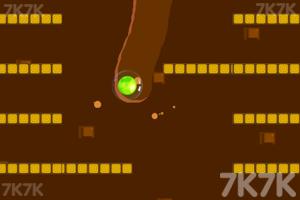 《挖沙引球2》截图2