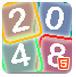 《炫彩2048》在线玩