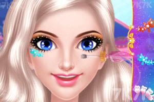 《人鱼公主时尚妆容》截图2