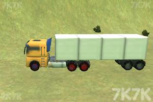 《运输大卡车》截图1