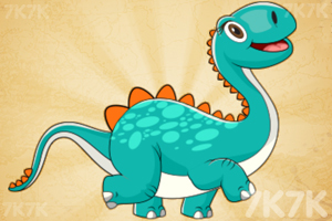 《拼装恐龙化石》游戏画面2