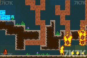 《火之子伊尼》游戲畫面1