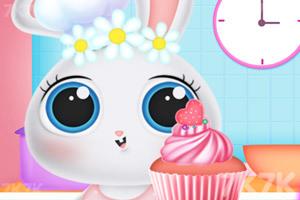 《兔子闺蜜野炊》游戏画面1