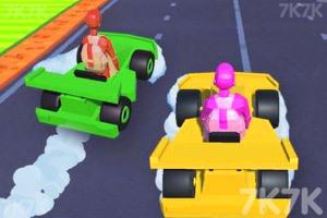《狂野滑翔賽車》游戲畫面1