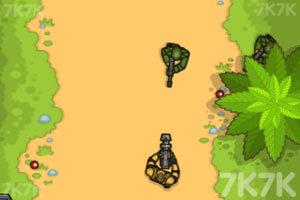 《狂暴的战士》游戏画面3