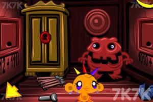《逗小猴开心系列448》游戏画面1