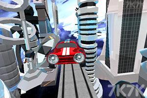 《特技飞车竞赛5》游戏画面1