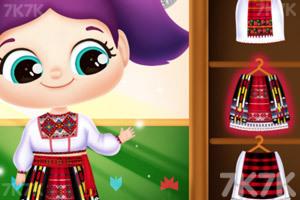 《奇特傣族之旅》游戏画面2