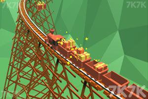 《火车冲鸭》游戏画面5