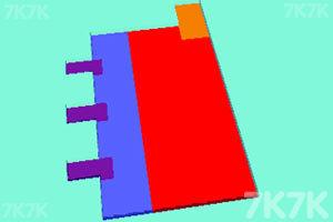 《彩色滚筒》游戏画面2
