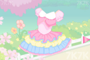 《漫画萝莉裙》游戏画面2