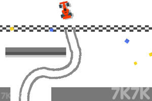 《画线车》游戏画面1