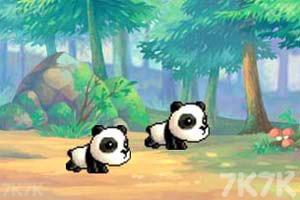 《小熊猫大冒险》游戏画面3