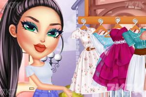 《娃娃潮流学院》游戏画面3