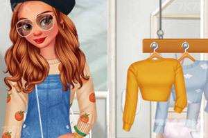 《绝美的背带裙》游戏画面4