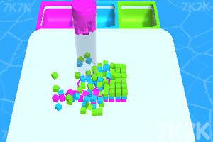 《彩豆吸吸乐2》游戏画面2