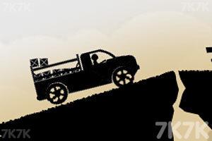 《火柴人疯狂货车》游戏画面1