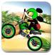 米奇骑摩托