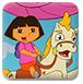 朵拉骑白马