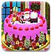 美味圣诞蛋糕