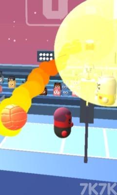 《拇指哥哥排球赛2》游戏画面2