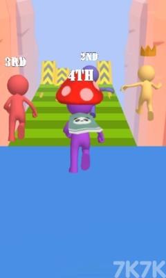 《3D兴趣竞走点窜版》游戏画面4