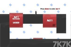 《洋火人试炼4》游戏画面1