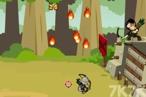 《王国戍守无敌版》游戏画面2