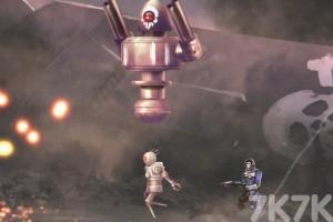 《将来掩护战》游戏画面3
