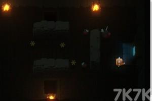 《小怪兽逃走》游戏画面3