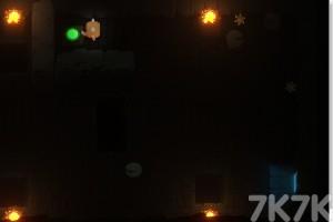 《小怪兽逃走》游戏画面4