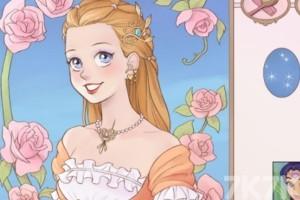 《公主典范发型》游戏画面2