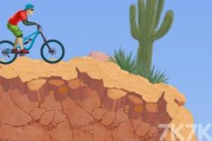 《自行车越野》游戏画面1