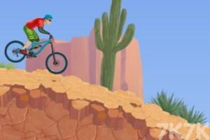 《自行车越野》游戏画面3