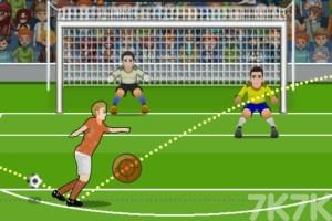 《足球疯子》游戏画面3