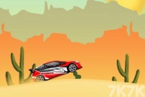 《夕照飞车》游戏画面2